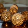 Guirlande LED JOLLY LIGHT Chocolat