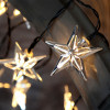 Guirlande 10 LED Etoile