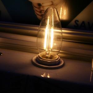 ampoule led filament look r tro blog eclairage design. Black Bedroom Furniture Sets. Home Design Ideas