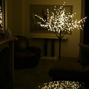 Arbres lumineux led blog eclairage design - Arbre lumineux led interieur ...