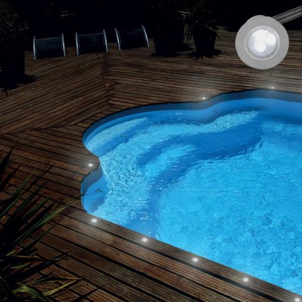 Spot encastable sol pour exterieur blog eclairage design for Spot encastrable led exterieur terrasse