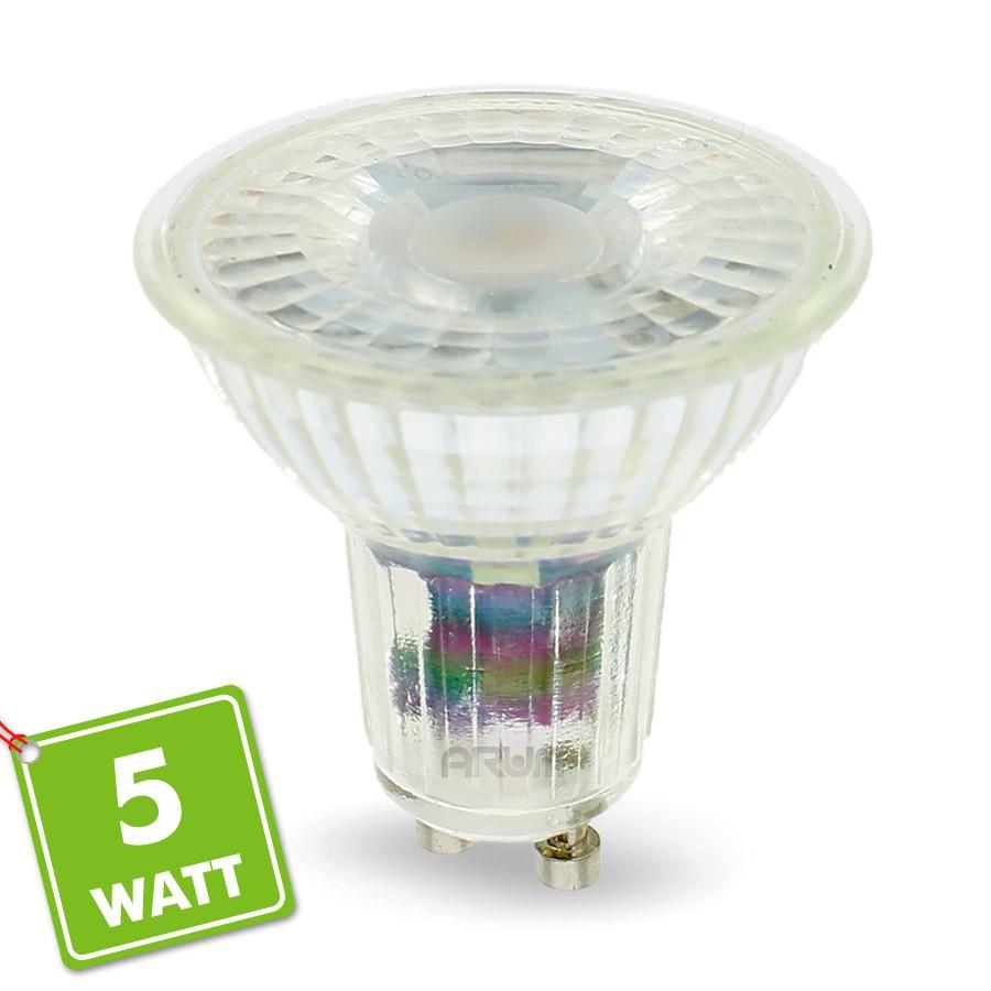 Ampoule LED GU10 5W 420 Lm Eq 50W