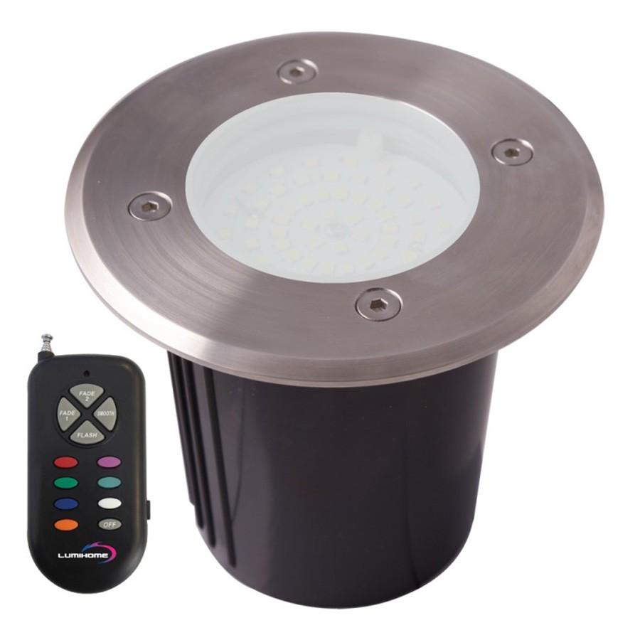 Spot led encastrable rgb ext rieur ebay - Spot led exterieur encastrable ...
