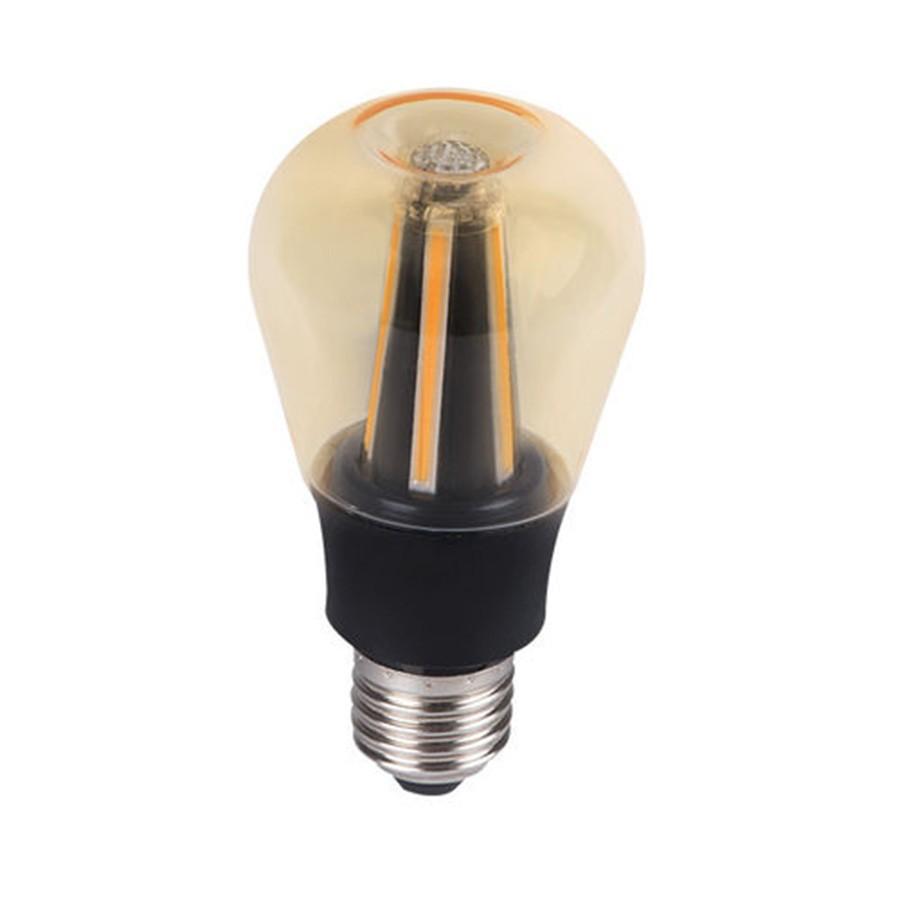 Suspension-Jovit-LED-E27-8W-Rouge