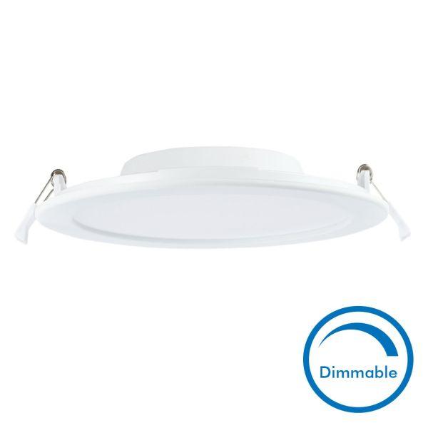 spot encastrable led 18w dimmable slim wave extra plat. Black Bedroom Furniture Sets. Home Design Ideas