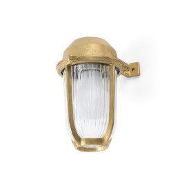 Applique extérieur LAITON BORDA Lampe