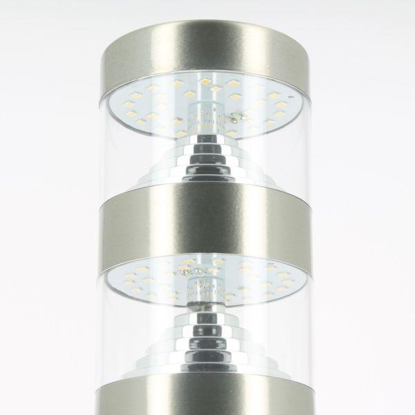 Borne de jardin 60 LED Castellane