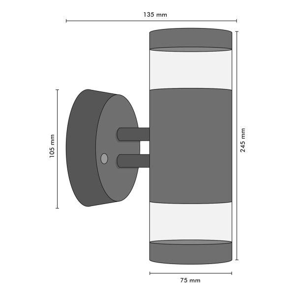 11t V/élo /À V/élo en Aluminium Galet D/érailleur Poulie Guide Rouleau Idler pour V/élo De Route VTT Red 2pcs