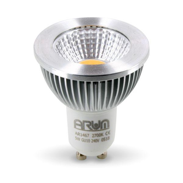 Ampoule led Pro GU10 5W COB