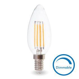 AMPOULE LED E14 4W Dimmable 2700K