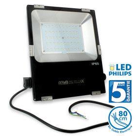 Projecteur FLOOD 50W PRO Garantie 5 Ans