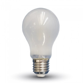 Ampoule LED E27 4W Filament Opaque Eq 35W