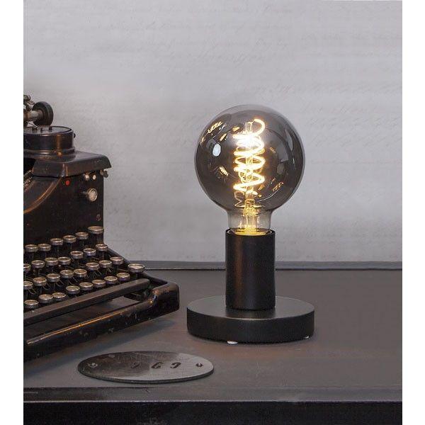 Ampoule E27 G95 Filament Dimmable globe SMOKE