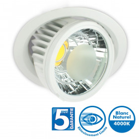 Downlight Escamotable 35w 4000k Gamme ARCHI