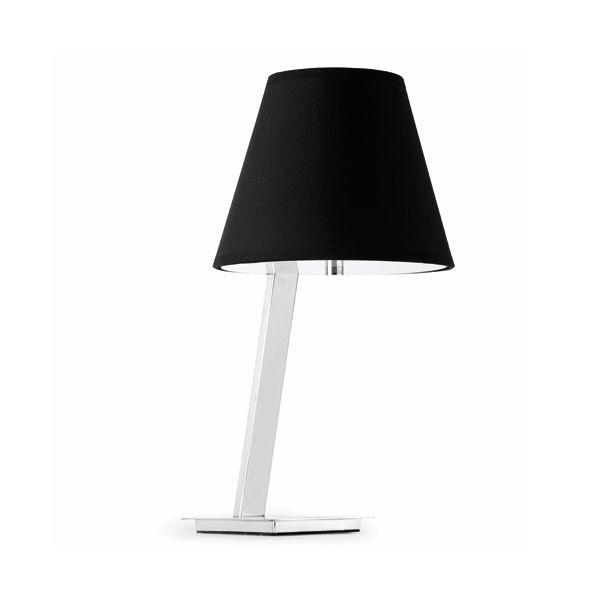 Lampada da tavolo MOMA nera
