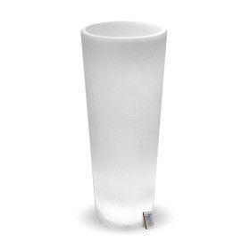 Pot de Fleurs Cylindrique Rechargeable Extérieur 93 cm