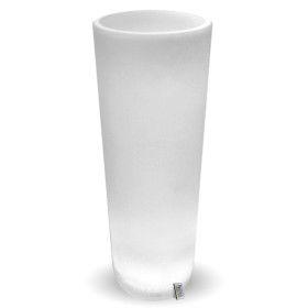 Pot de Fleurs Cylindrique Rechargeable Extérieur 150 cm