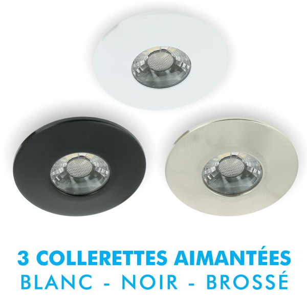 Spot downlight BBC 8W IP44 Dimmable