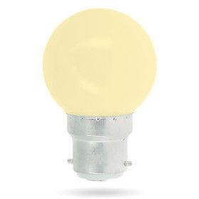Ampoule Led Blanc Chaud 1 watt (équivalent à 10 watt) Guirlande Guinguette