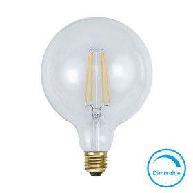 "Ampoule E27 G125 ""Soft Glow"" 2100K Banc Chaud 320LM Dimmable"