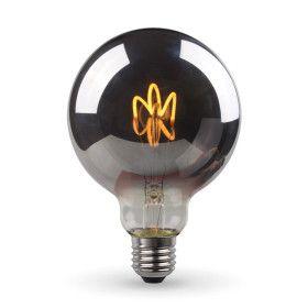 Ampoule LED E27 G95 Smoky Filament DécoVintage 2,5W