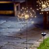 Décoration solaire Piquet Feux d'Artifices