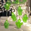 Guirlande LED Cactus Lumineux à Piles