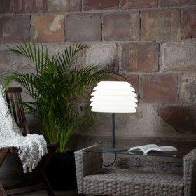 Lampe de Table Extérieur E27 IP65
