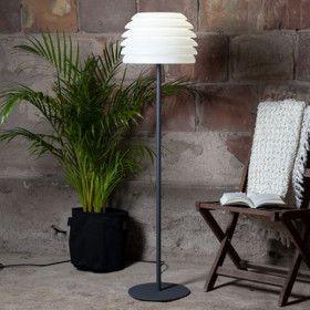 Lampe Design sur Pied 150cm Extérieur E27