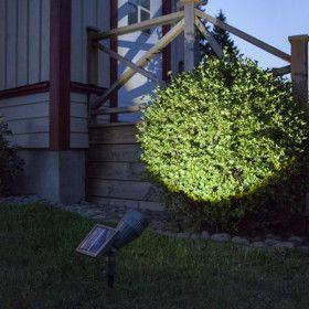 Projecteur LED solaire 60 Lumens