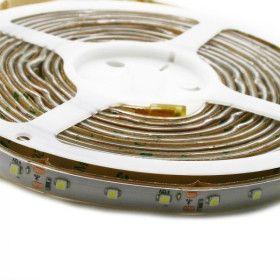 Rouleau 5m ruban LED jaune 3528 60 LED / m IP6
