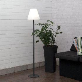 Lampadaire de Jardin Gris 150 cm E27 Secteur IP65
