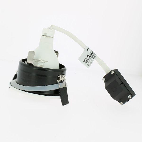 Spot LED encastrable IP65 82mm GU5.3 230V 5W 380lm