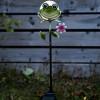 Décoration solaire grenouille SICILY