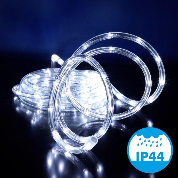 StripLed 6 Mètres 120 Leds Blanc Froid IP44