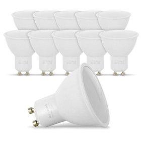 Lot de 10 Ampoules GU10 5W eq. 40W 4500K Blanc Naturel V-TAC