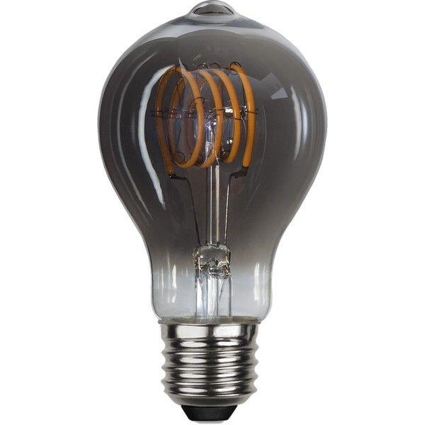 Ampoule LED E27 DECOLED SPIRAL Fumée