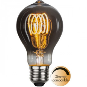 Ampoule LED E27 DECOLED SPIRAL Fumée