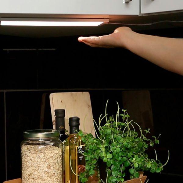 Meuble De Cuisine En Kit: Kit De Démarrage D'éclairage Sous Meuble De Cuisine