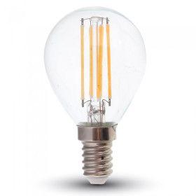 Ampoule LED E14 4W G45 (Balle de golf) Eq 40W