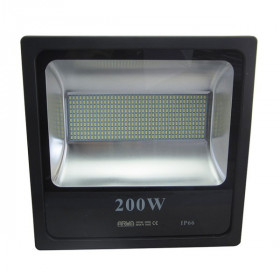 Projecteur LED SMD 200W Blanc chaud