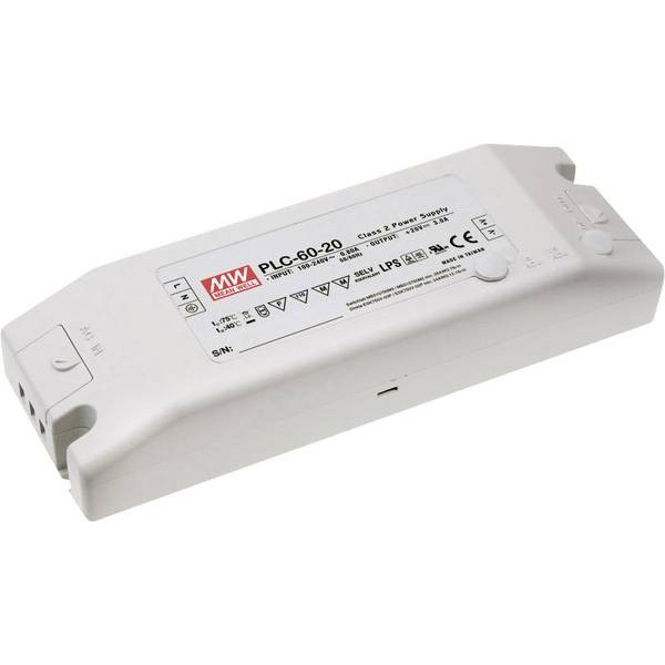 MEAN WELL - PLC-6024 24V DC