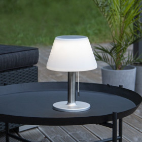 Lampe de table solaire SOLIA 200 Lumens