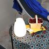 Lampe à poser EDEN rechargeable RGB IP44