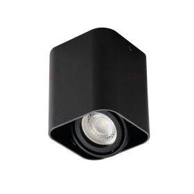 Spot GU10 TOLEO Design Noir