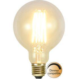 Ampoule LED E27 G95 SOFT GLOW