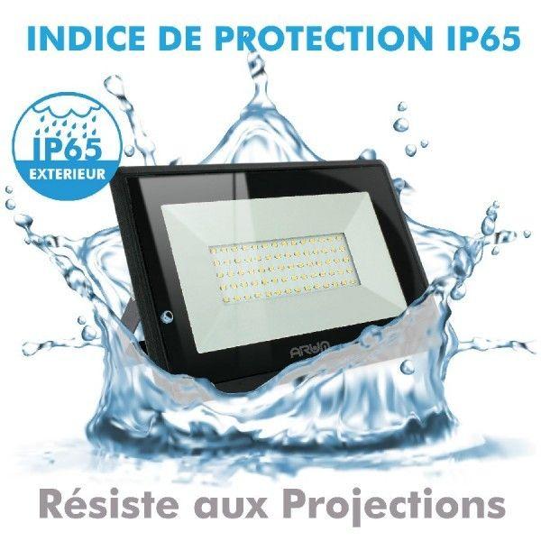 Projecteur LED 100W 8500 Lumens IP65