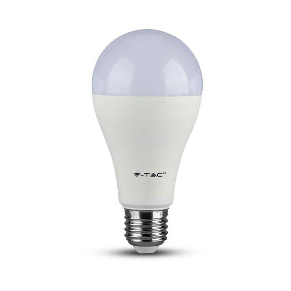Ampoule LED RETROFIT E27 17W blanc chaud