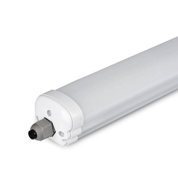 Tubo de LED de 1,20 metros impermeable 2880 Lúmenes blanco fresco
