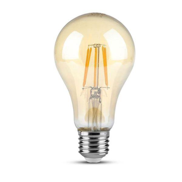 Ampoule LED Filament 4W E27 Blanc Chaud - 2200k